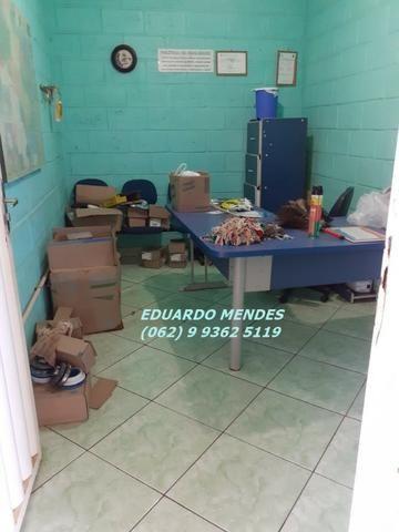 Galpão coberto, lote 360 m² em Aparecida de Goiânia, boa localização - Foto 3