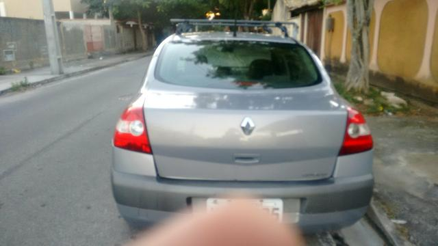 Renault Megane Sedan 2008 Lindo carro - Foto 2