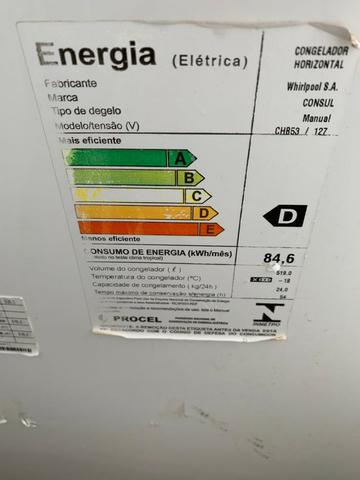 Vendo Freezer Consul 520 litros - Foto 2