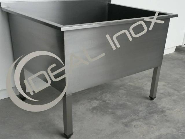 Tanque inox barato - melhor preço direto de fabrica