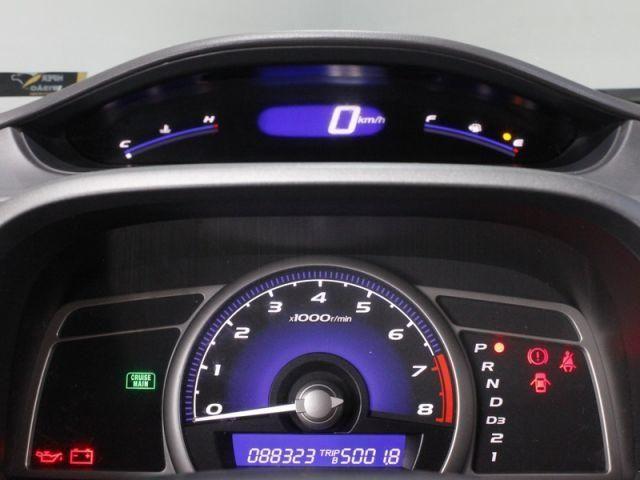 Civic Sedan LXS 1.8/1.8 Flex 16V Aut. 4p Veicul - Foto 12