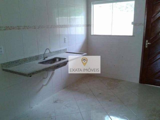 Casas lineares independentes, Extensão do Bosque, Rio das Ostras. - Foto 5