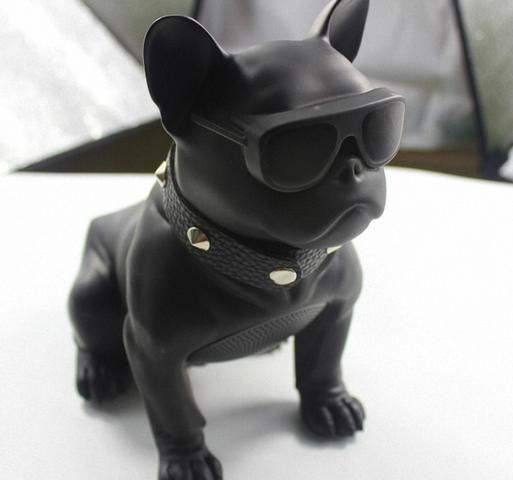 Caixa De Som Dog Bluetooth Original Sd Fm Android iOS Música