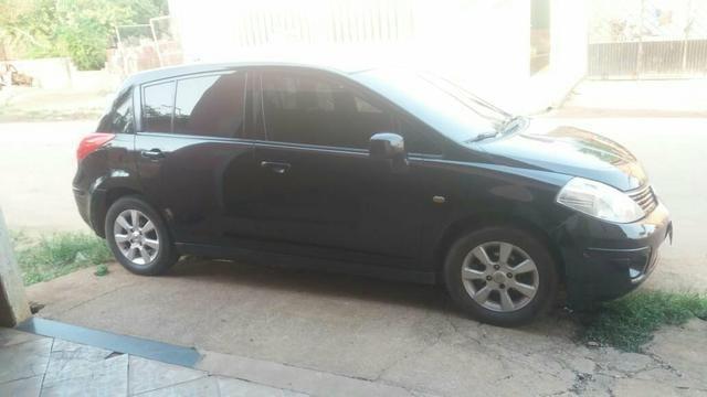 Vendo esse carro TIIDA Ano 2008/2009 NISSAN - Foto 3