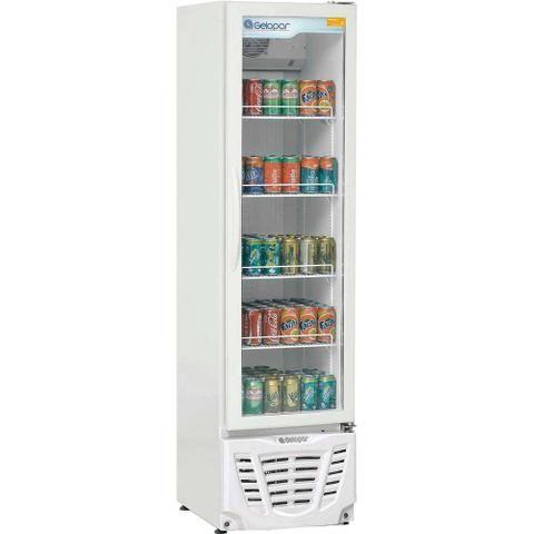 Visa cooler Gelopar GPTU-230 - 228 L - 110V