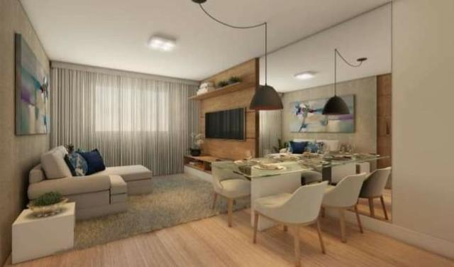 Apartamento santa candida entrada facilitada pela construtora - Foto 4