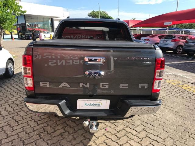 FORD RANGER 2016/2017 3.2 LIMITED 4X4 CD 20V DIESEL 4P AUTOMATICO - Foto 4