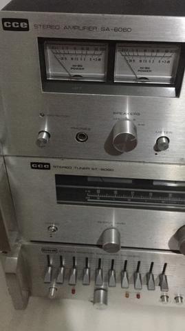 Amplificador equalizador turner cce 6060 - Foto 2