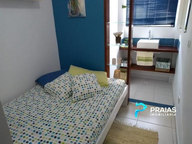 Apartamento à venda com 3 dormitórios em Enseada, Guarujá cod:76853 - Foto 9