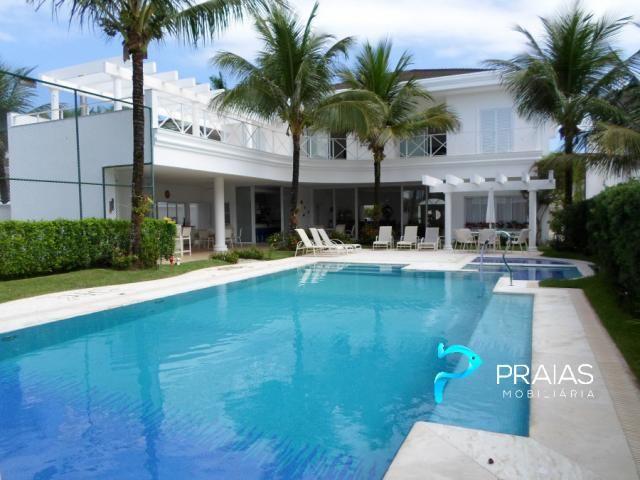 Casa à venda com 5 dormitórios em Jardim acapulco, Guarujá cod:72000 - Foto 2