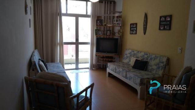 Apartamento à venda com 3 dormitórios em Enseada, Guarujá cod:76282