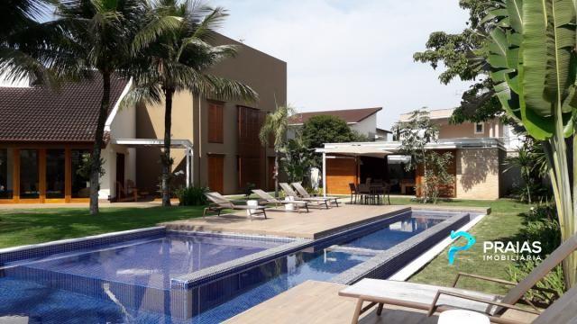 Casa à venda com 5 dormitórios em Jardim acapulco, Guarujá cod:58476 - Foto 3