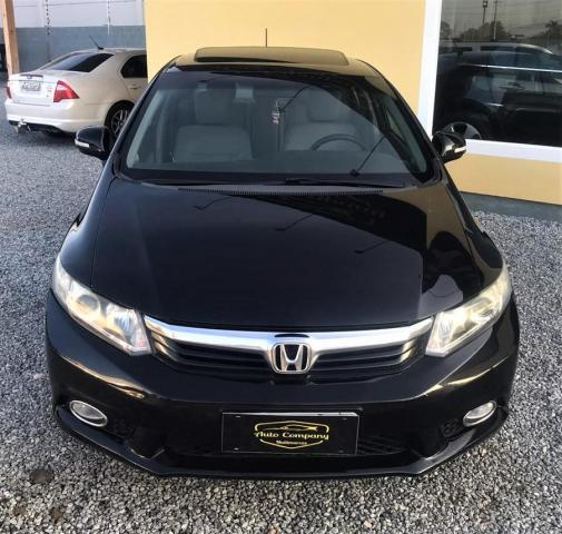 Civic Sedan EXS 1.8 1.8 Flex 16V Aut. 4p - Foto 5