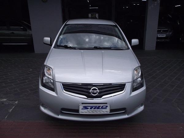 Nissan Sentra 2.0 Flex 12/13 Prata Cód. 5519 - Foto 2