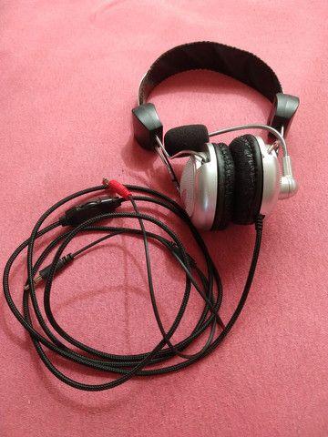 Fone Head set para computador usado