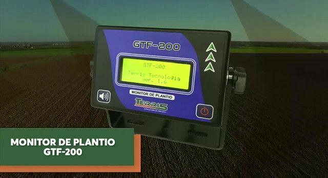 Monitor de plantio GTF-200 Terris - Foto 4