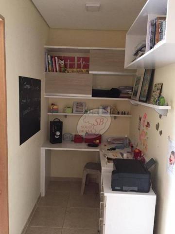 Sobrado com 3 dormitórios para alugar, 159 m² por R$ 3.000/mês - Serpa - Caieiras/SP - Foto 16