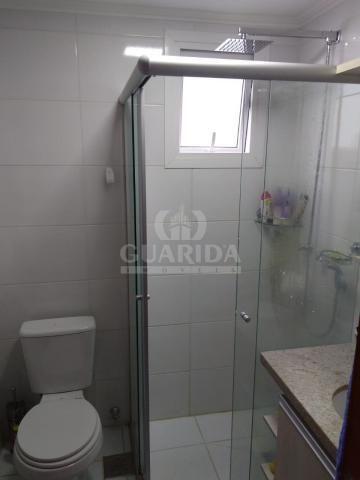 Apartamento à venda com 2 dormitórios em Nonoai, Porto alegre cod:202482 - Foto 13