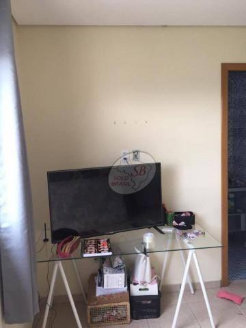 Sobrado com 3 dormitórios para alugar, 159 m² por R$ 3.000/mês - Serpa - Caieiras/SP - Foto 4