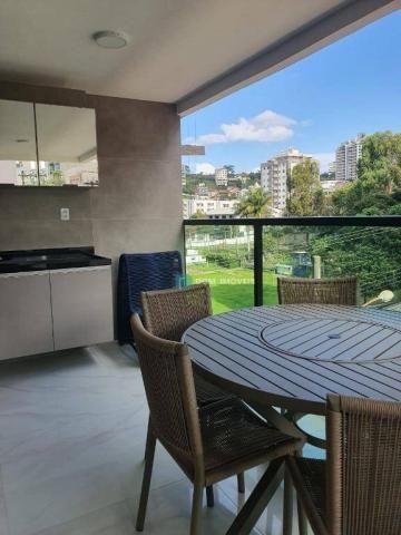 Apartamento com 3 dormitórios à venda, 106 m² por R$ 699.900 - Centro - Juiz de Fora/MG - Foto 8