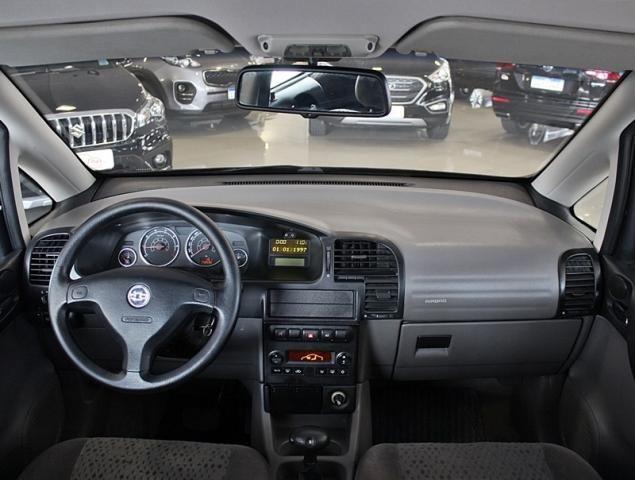 Chevrolet Zafira 2.0 ELEGANCE 4P FLEX AUT - Foto 5