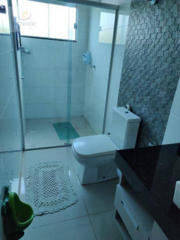 Casa com 3 dormitórios à venda, 192 m² por R$ 650.000,00 - Plano Diretor Norte - Palmas/TO - Foto 10