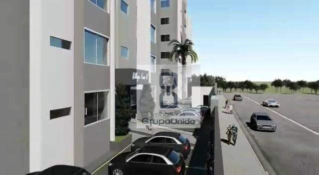 Apartamento residencial à venda, Jardim Primavera, Bady Bassitt. - Foto 3