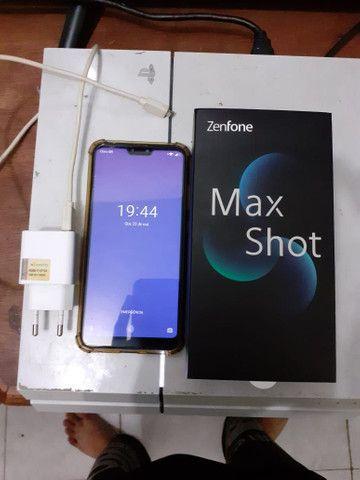 Asus ZenFone Max shot pro