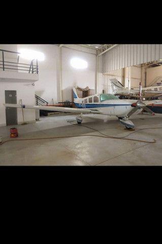 Avião mono motor 600 mil