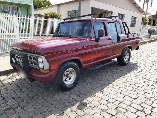 F1000 motor MWM 1985