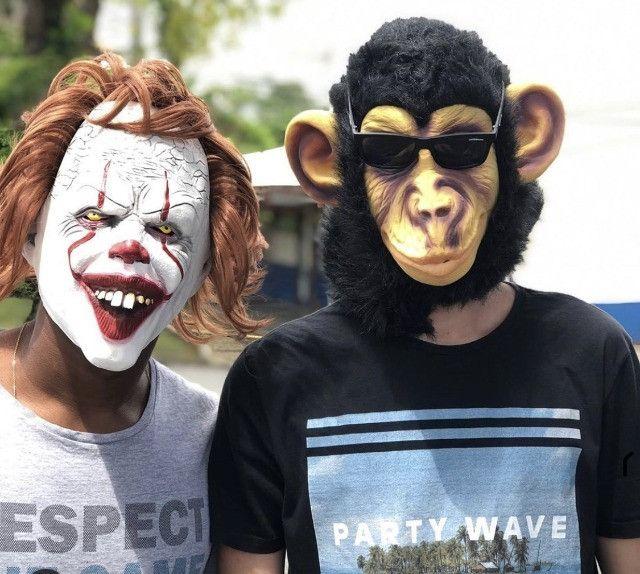 Máscara de Macaco Mascarasbrasil - Foto 6