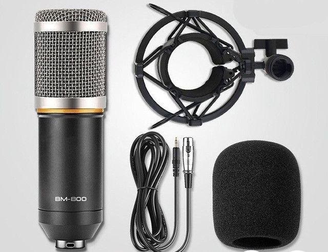Microfone BM800