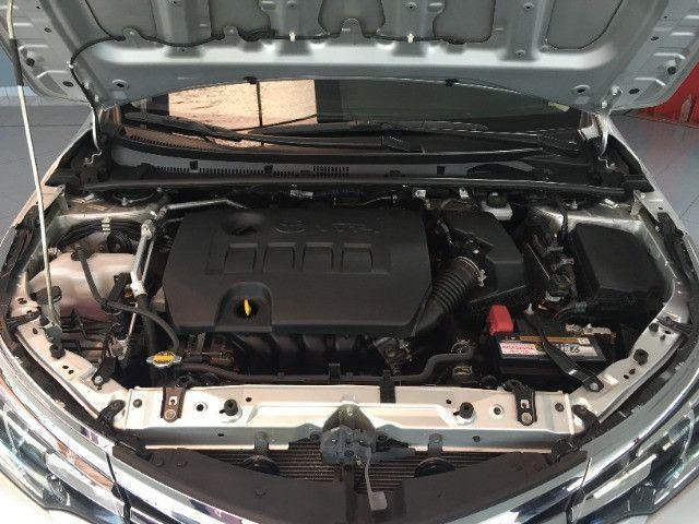 Toyota / Corolla Gli 1.8 Flex 16v Automático - 2017/18 - Foto 9
