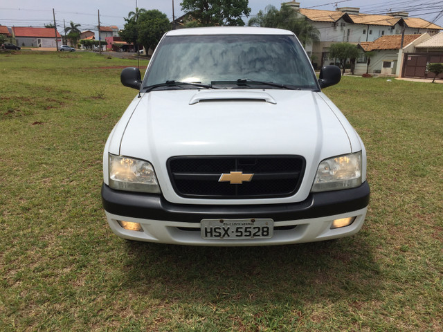 Vendo Gm S10 2.8 turbo diesel 05/06