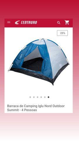 Barraca Camping - Foto 2