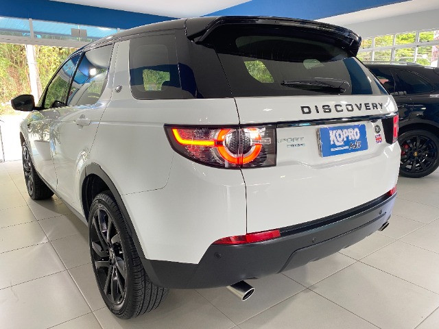 Land Rover Discovery Sport Hse Si4 2016 - Foto 9