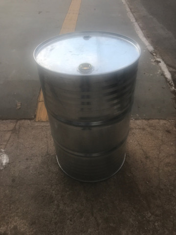 Tambor de ferro 200 lt