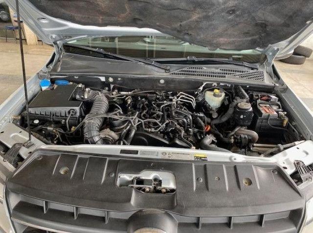 VW- VOLKSWAGEN AMAROK TRENDLINE CD 2.0 TDI 4X4   - Foto 4