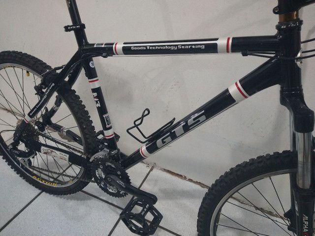 Bicicleta GTS Aro26  - Foto 5