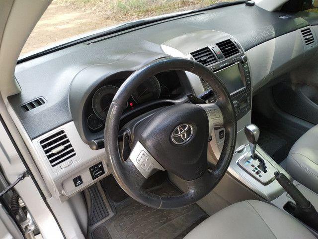 Corolla xei 2012 automatico - Foto 13