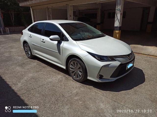 Corolla XEI - 2020/2021 - 7.600km - Foto 5