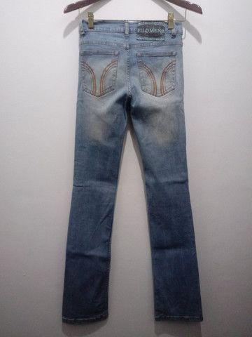 Calça jeans tam.36 - Foto 2