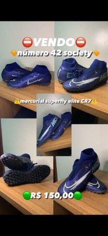 Mercurial superfly elite CR7