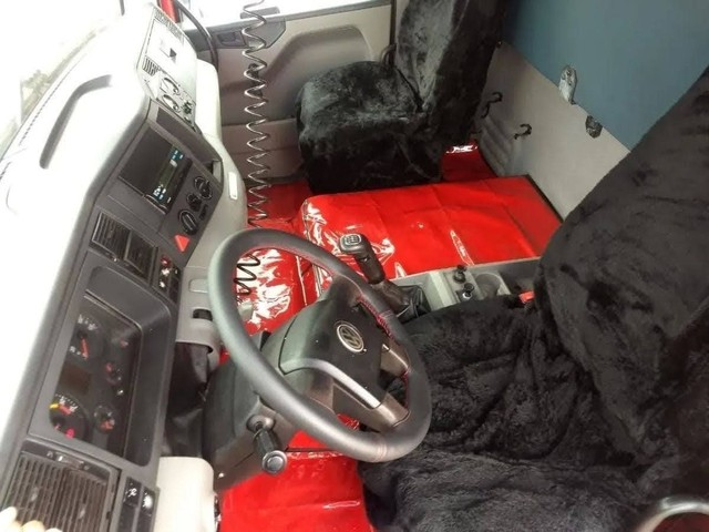 Caminhão 24250 caçamba - Foto 4