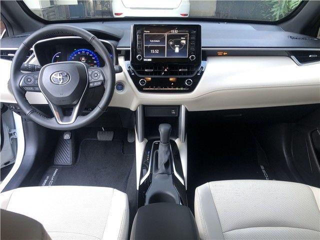 Toyota Corolla cross 2022 1.8 vvt-i hybrid flex xrx cvt - Foto 6