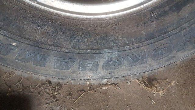 pneus , 265/70/15 d20, 265/75/16, 205/55/17, 265/70/16 - Foto 4
