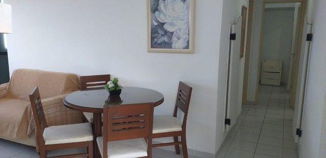 Excelente apto 2 quartos/2 BWs, mobiliado, no Cabo Branco, 1 quadra da praia. - Foto 4