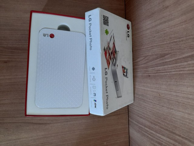 impressora de bolso LG Pocket  - Foto 2