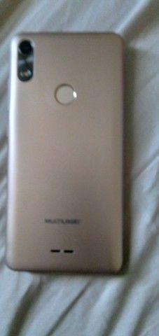 Smartphone multlaser f p 9131 Dourado - Foto 5