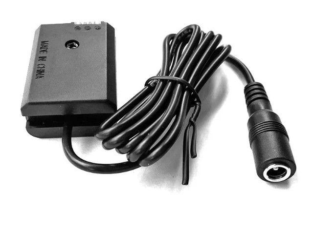 Fonte Adaptador Energia Ac-pw20 Sony A6000 A6300 A6500 F12 - Foto 3